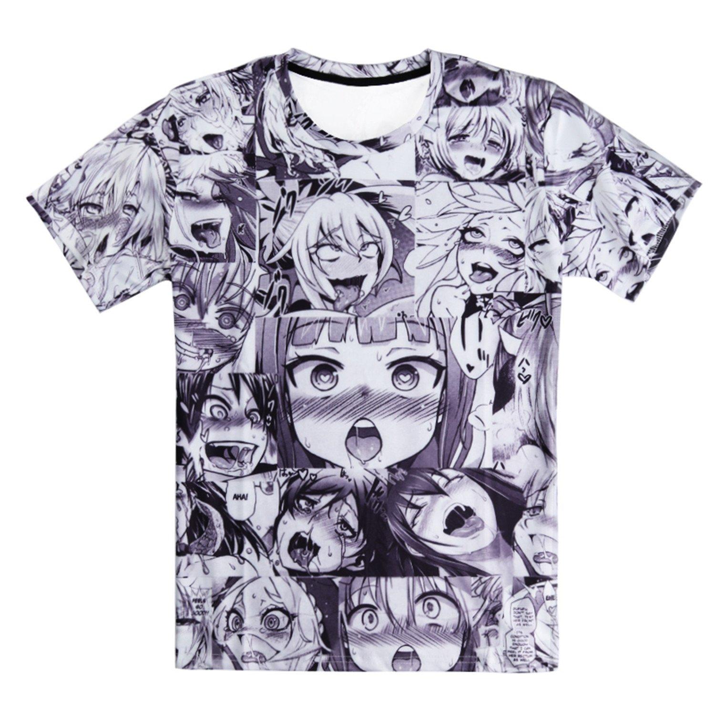 ahegao t shirt
