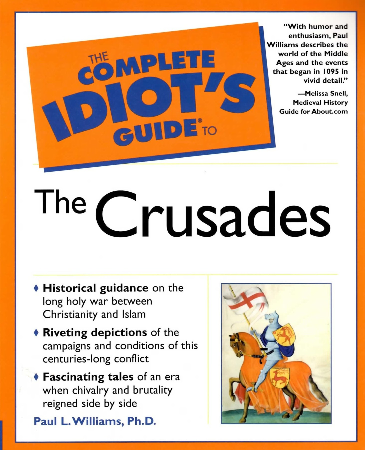 Download The Complete Idiot's Guide to The Crusades PDF