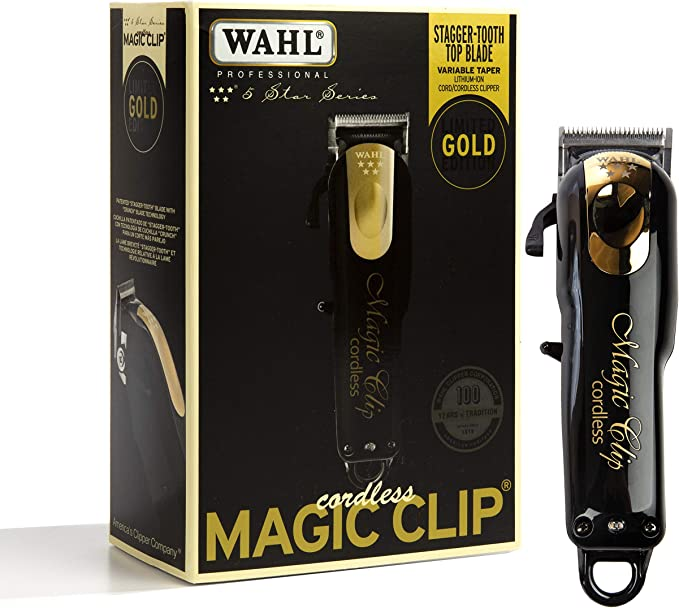 Wahl Professional 5-Star Limited Edition Clip mágico inalámbrico ...