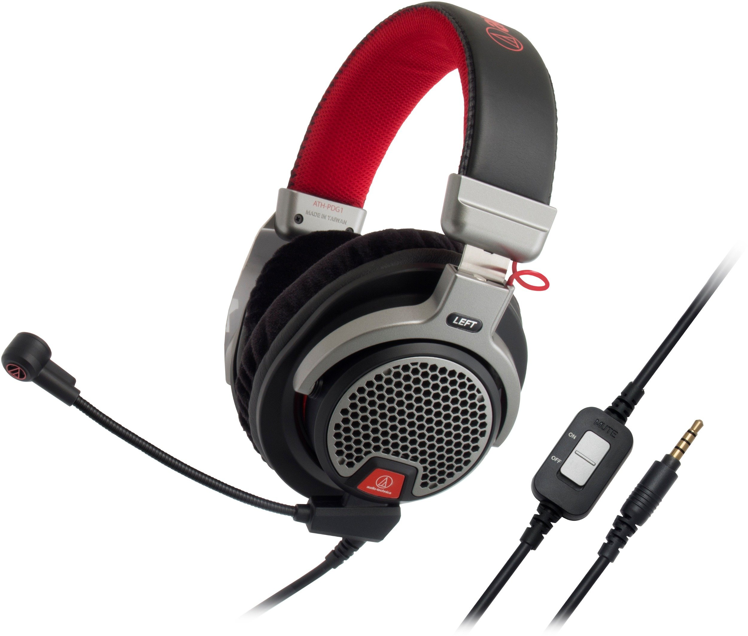 Audio-Technica ATH-PDG1 OpenBack Gaming Headset w Watch Dogs 2 for Playstation 4 by Audio-Technica (Image #2)