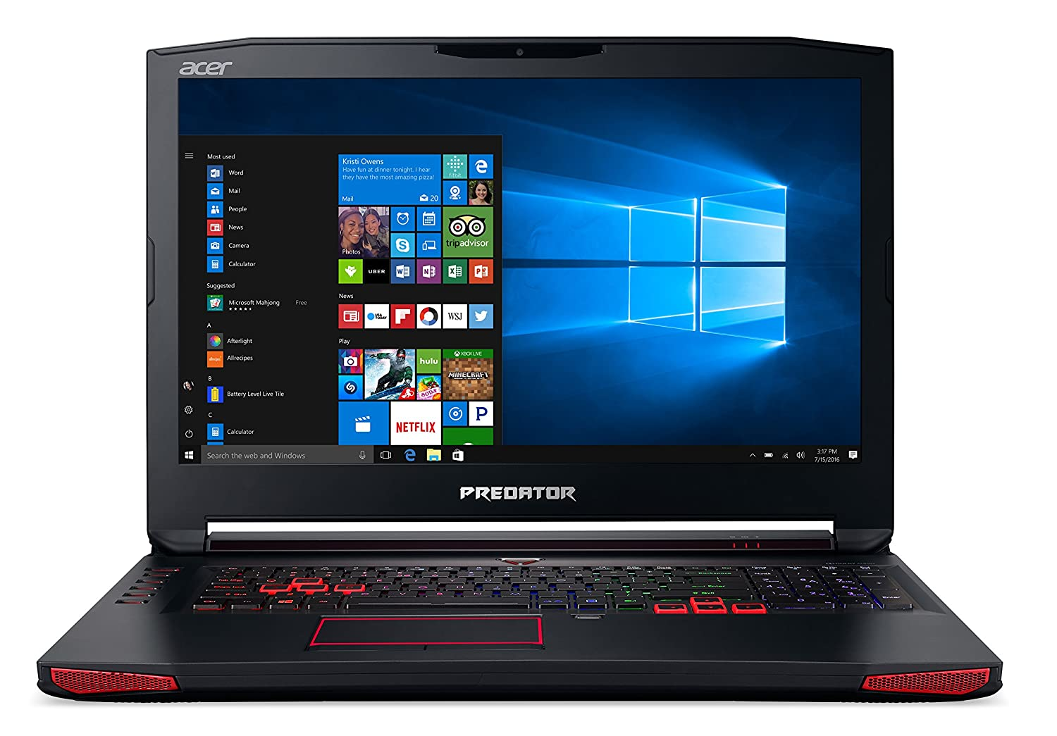 gaming laptop under 2000