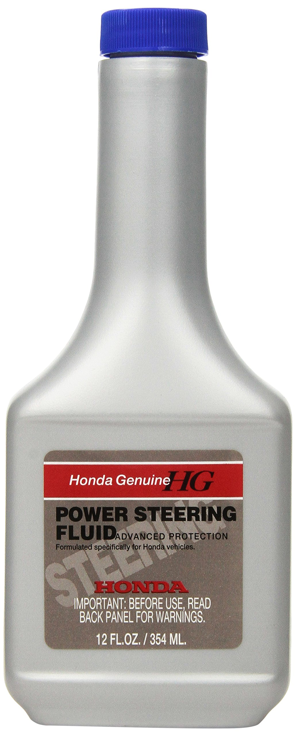 Genuine Honda (08206-9002-12PK) Power Steering Fluid - 12 oz., (Pack of 12)