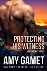 Protecting his Witness (Shattered SEALs Book 1) Kindle Edition