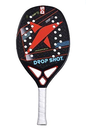 DROP SHOT Conqueror 2.0 BT Pala Beach Tenis, Unisex Adulto, Negro, 330-360 gr: Amazon.es: Deportes y aire libre