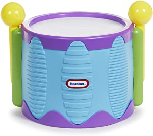 Little Tikes Tap-A-Tune Drum Baby Toy, Multi Color (643002)