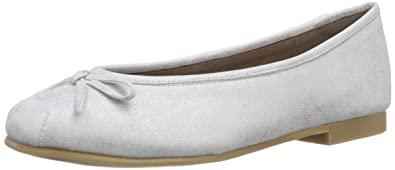 Andrea Conti 0599411096, Ballerines pour femme Silber (silber 096) Taille 38