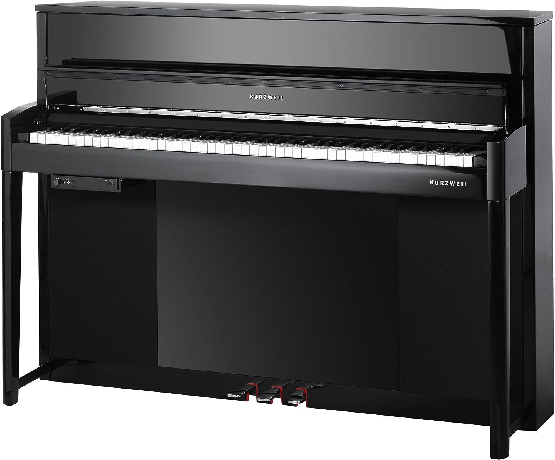 Kurzweil CUP2 Piano digital-Mueble, color negro: Amazon.es ...