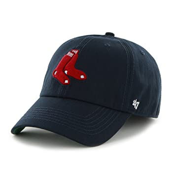 MLB Boston Red Sox 47 Franchise Fitted Hat Navy