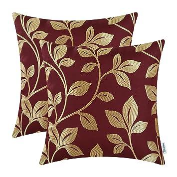 Amazon.com: CaliTime fundas de cojines decorativos para ...