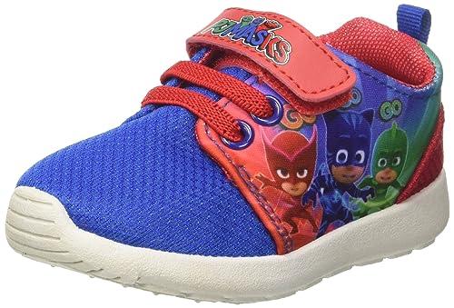 PJ Mask Niños S19852G/AZ Slip On Azul Size: 23 EU