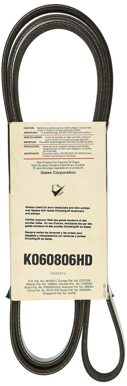 Gates K060806HD V-Belt