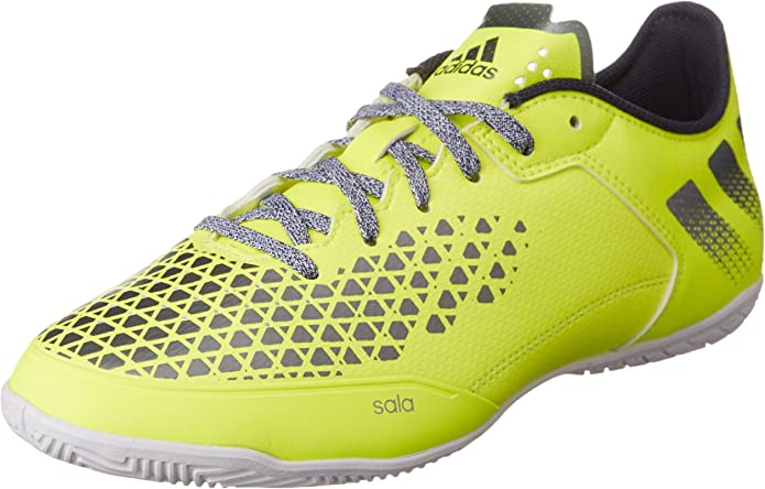 atmósfera Arriba Recuento  adidas Ace 16.3 Court, Men's Football Boots, Yellow (solar Yellow/utility  Blue/night Metallic), 12 UK (47 1/3 EU): Amazon.co.uk: Shoes & Bags