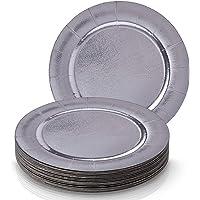 Silver Spoons 30 pc Dinnerware Set Platos Desechables