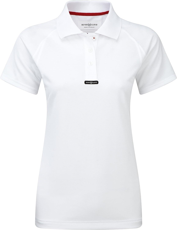 Henri Lloyd Camiseta de Polo de Dry rápido para Mujer Camiseta ...