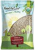 Organic Sunflower Seeds, 5 Pounds - Kernels, Non-GMO, Kosher, Raw, No Shell, Vegan, Bulk