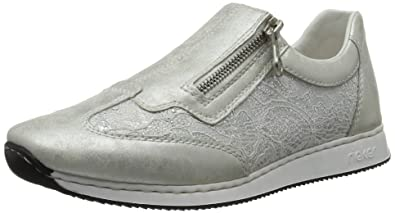 Rieker Damen 56061 Slipper