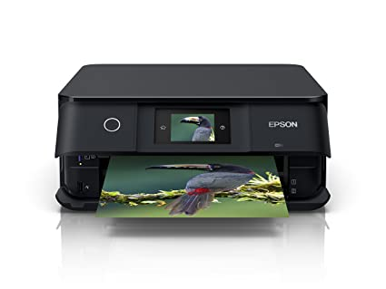 Epson Expression Photo XP-8500 - Impresora fotográfica, Color Negro, Ya Disponible en Amazon Dash Replenishment