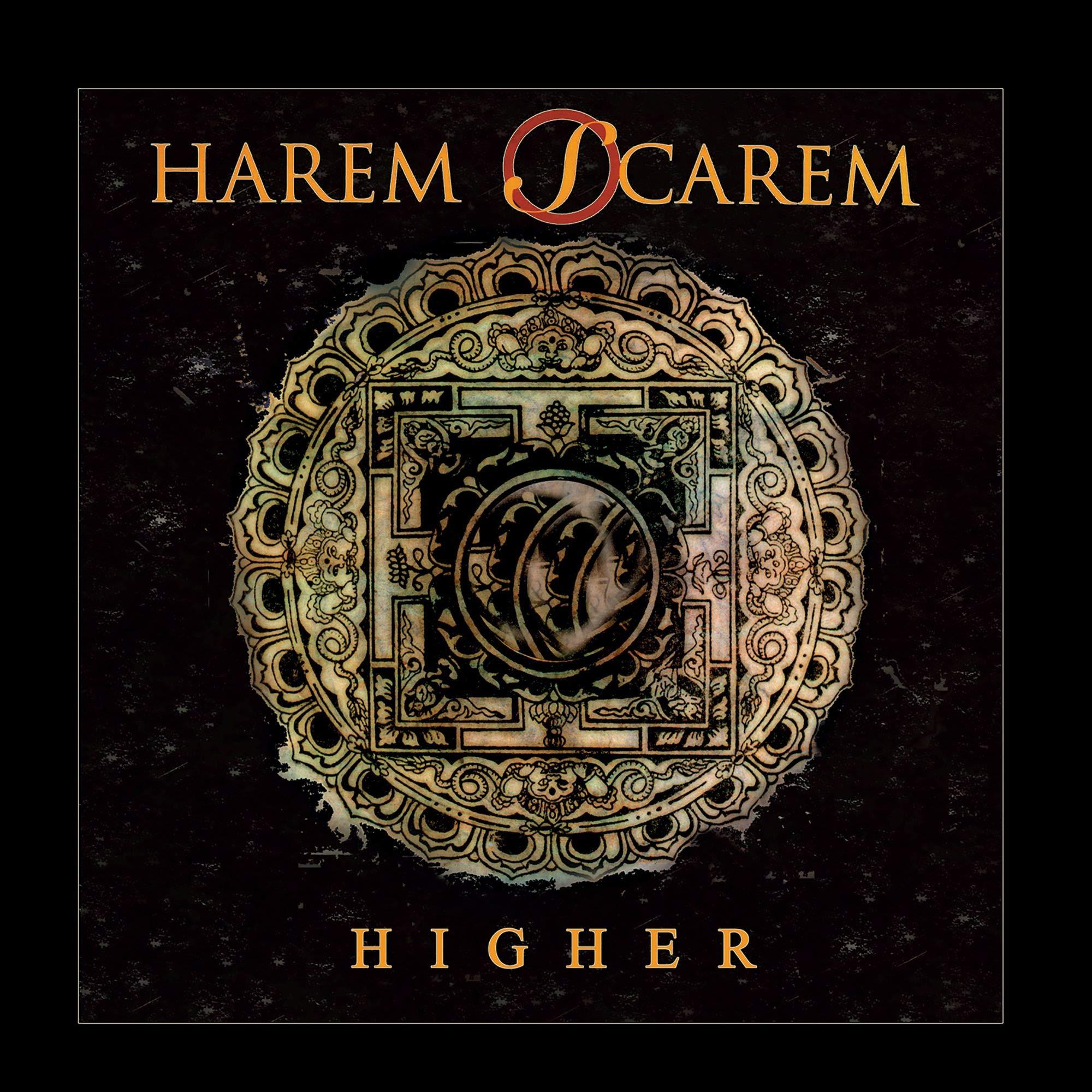 Vinilo : Harem Scarem - Higher (Gold)
