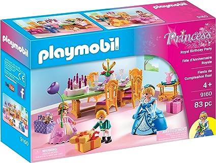 Amazon.com: PLAYMOBIL Royal Birthday Party: Toys & Games