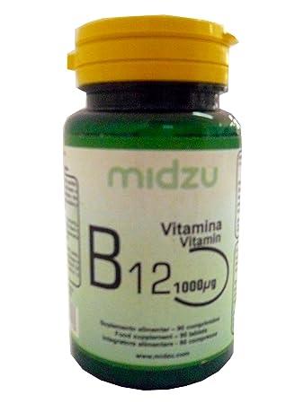 Vitamin B12 1000ug by Midzu