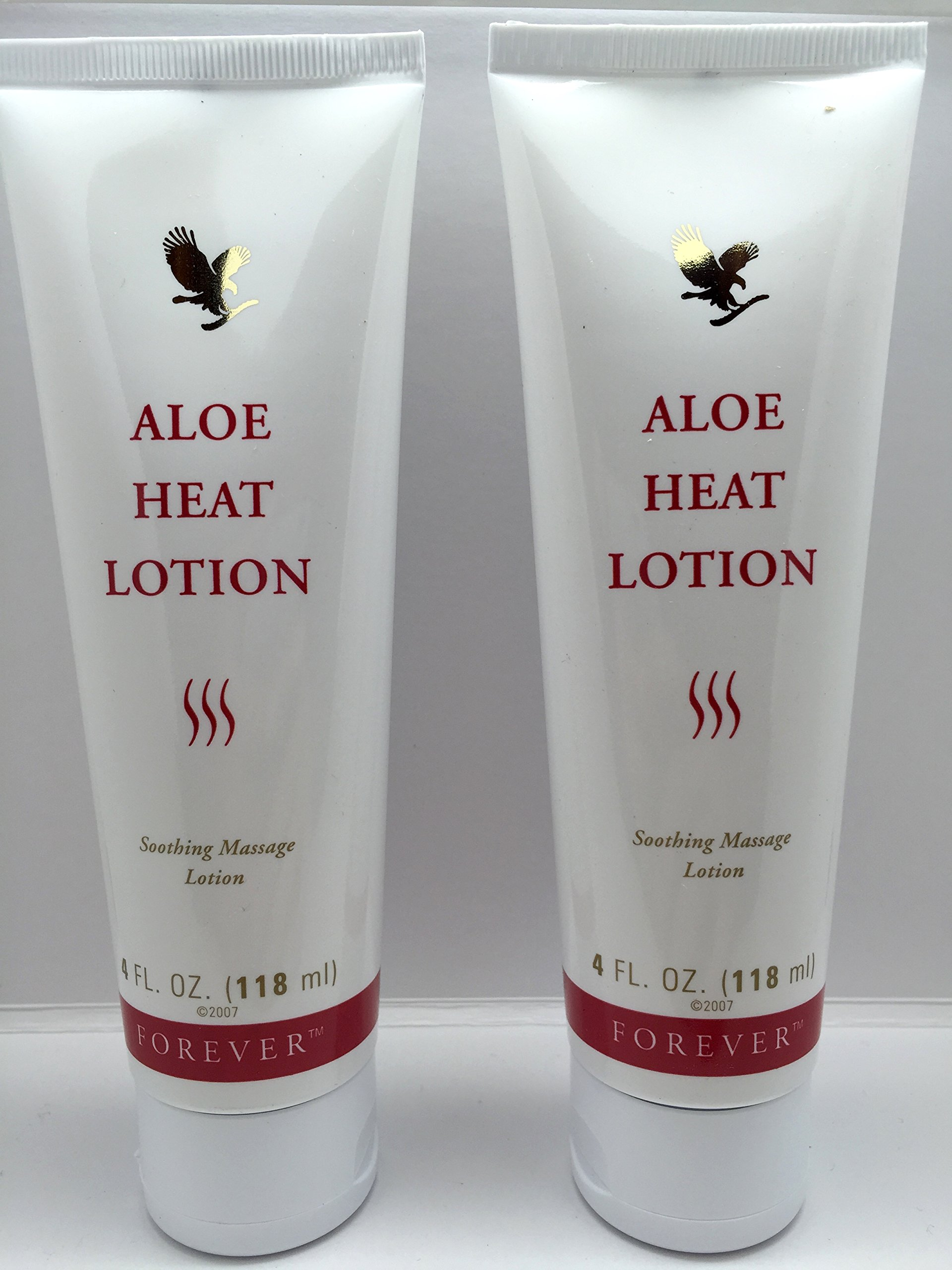 aloe heat lotion forever pris