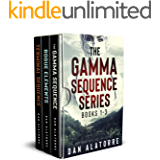 The Gamma Sequence books 1-3 BOX SET: a medical thriller series