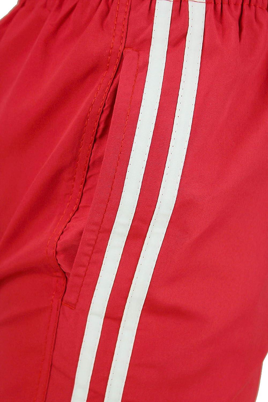 Evoga Costume da Bagno Uomo Shorts Pantaloncini Slim Fit Bermuda Mare