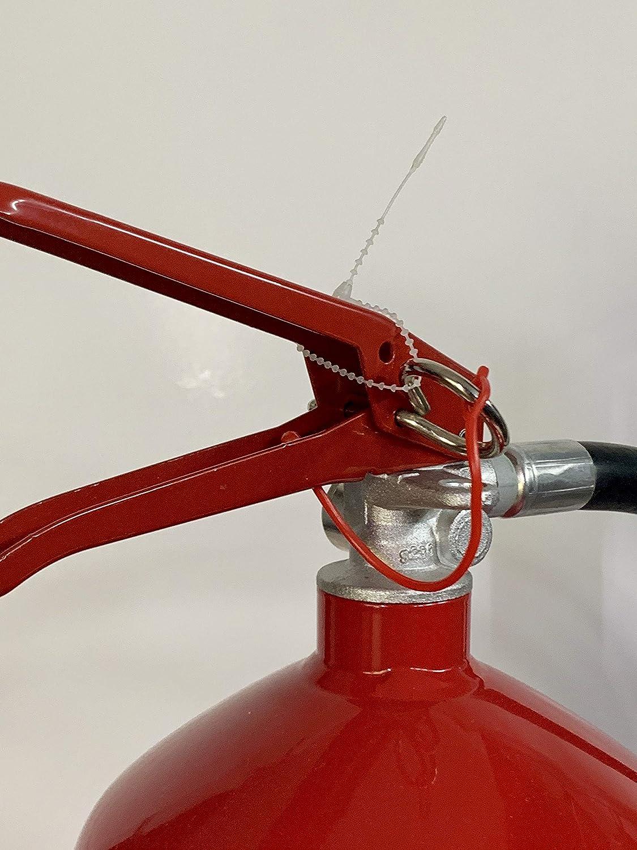 Grupo Cano Lopera | Extintor Universal Polvo Seco ABC con Capacidad de 6 Kg | Homologado | Eficacia 34A - 233B | Útil para Barcos - Casa - Caravana - Camión -