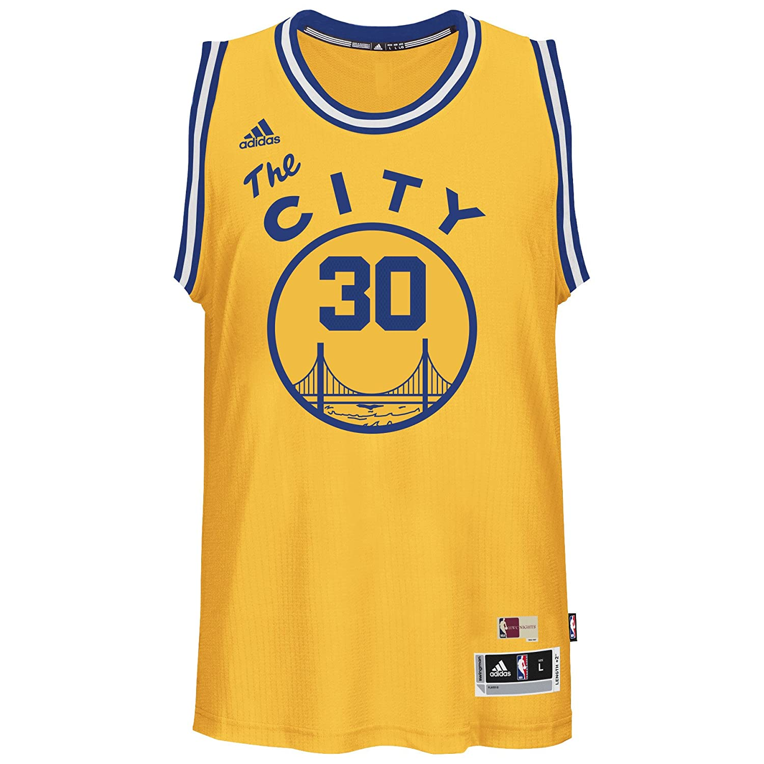 Amazon Stephen Curry Golden State Warriors Gold Hardwood