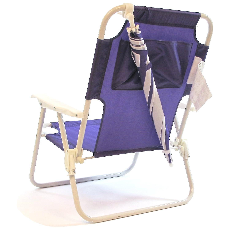 Amazon Redmon Outdoor Baby Kids Beach Chair with Umbrella