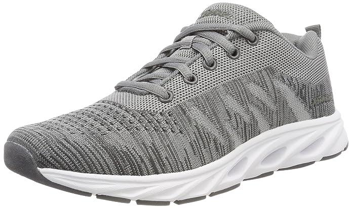Rieker N9300, Zapatillas para Mujer, Gris (Grau), 42 EU