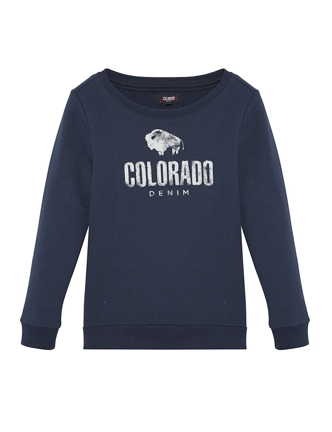 Colorado Denim Enna, Felpa Bambina 12685-004