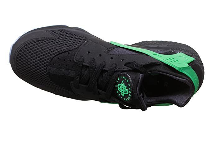 100% authentic 7b7f9 34558 nike air huarache run FB mens trainers 705070 sneakers shoes (uk 6 us 7 eu  40, black poison green aluminium 001)  Amazon.co.uk  Shoes   Bags