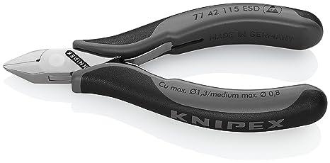 Knipex 7653680020 Alicate de Corte, 115 mm