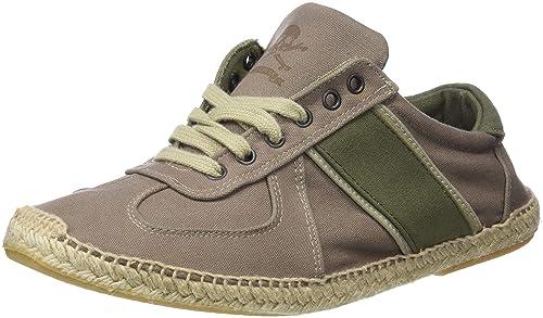 Scalpers 0043, Zapatillas Hombre, Gris (Grey), EU 39: Amazon.es: Zapatos y complementos