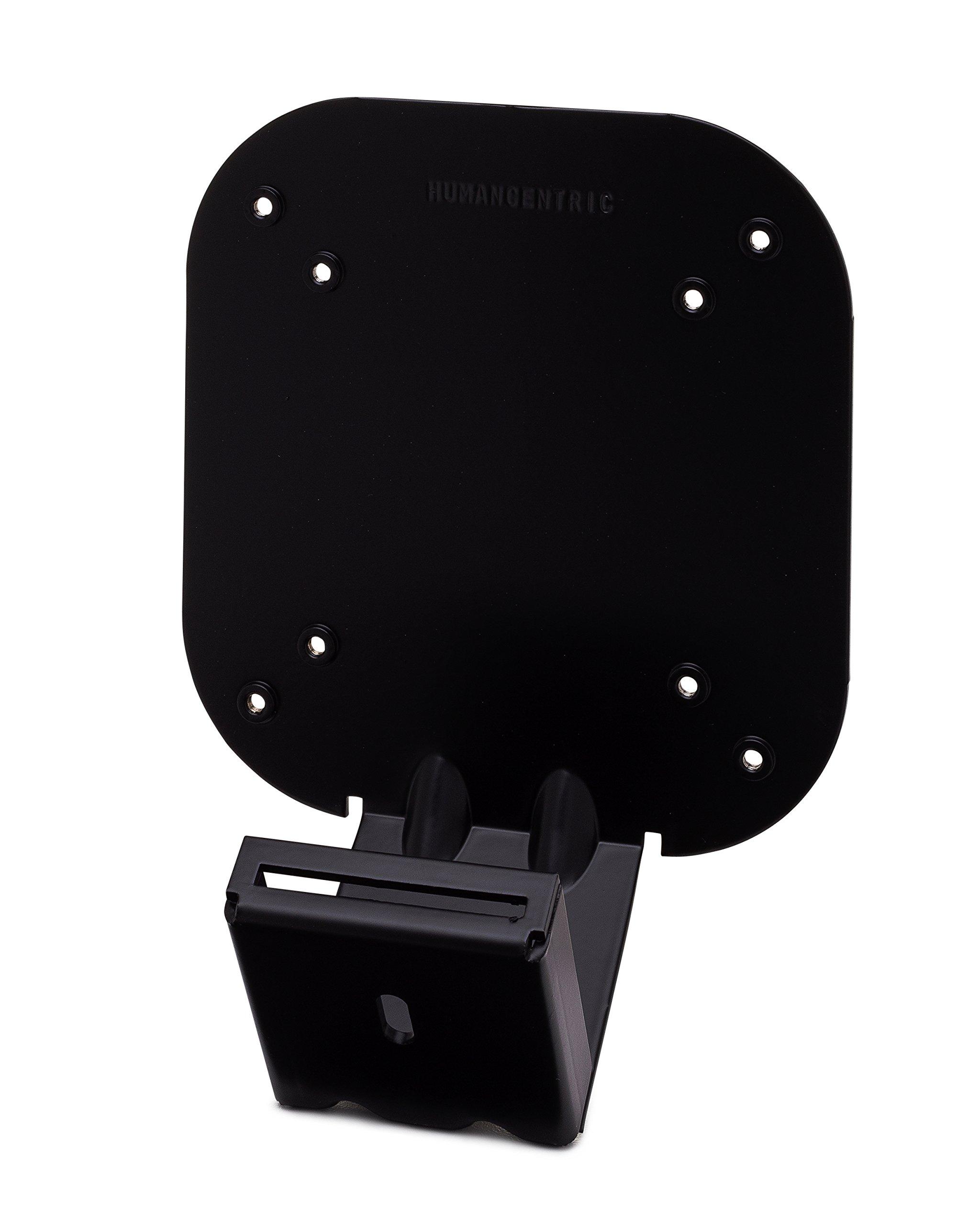 VESA Mount Adapter Bracket for Samsung Monitors U28D590D and S24D590PL - by HumanCentric