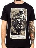 Moto XXX Men's 'Wheelie' Tee