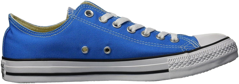 Converse Women's Chuck Taylor All Star 2018 Seasonal Low Top Sneaker B078NG6VR3 8.5 M US|Blue Hero
