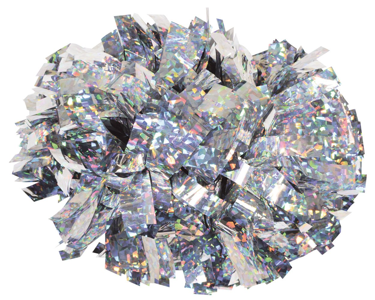 Sold Individually Chass/é 1 in-Stock Girls Crystal Holographic Pom