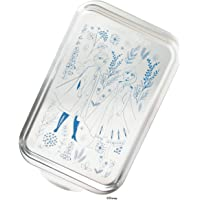 Nordic Ware 46325 Disney Frozen 2 Naturals 9x13 Cake Pan with Metal Lid, Silver