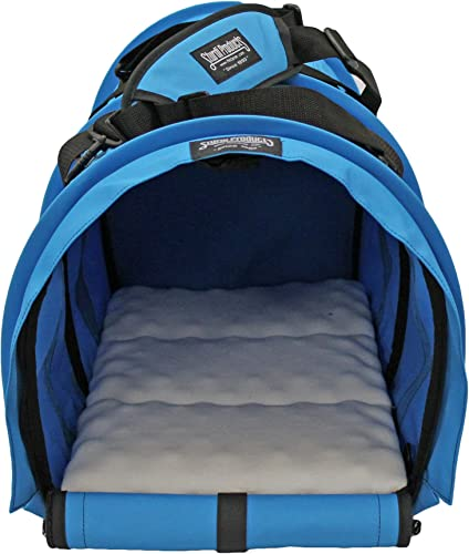 SturdiBag Extra Large Flexible Height Pet Carrier.
