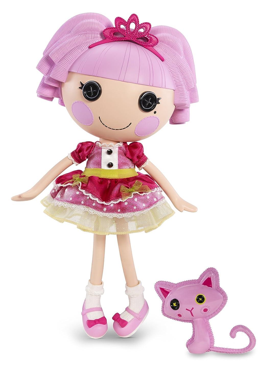 Lalaloopsy Jewel Sparkles Puppe [UK Import] B00DJLQDJE Ankleide- & Modepuppen Mama kaufte ein bequemes, Baby ist glücklich  | Louis, ausführlich
