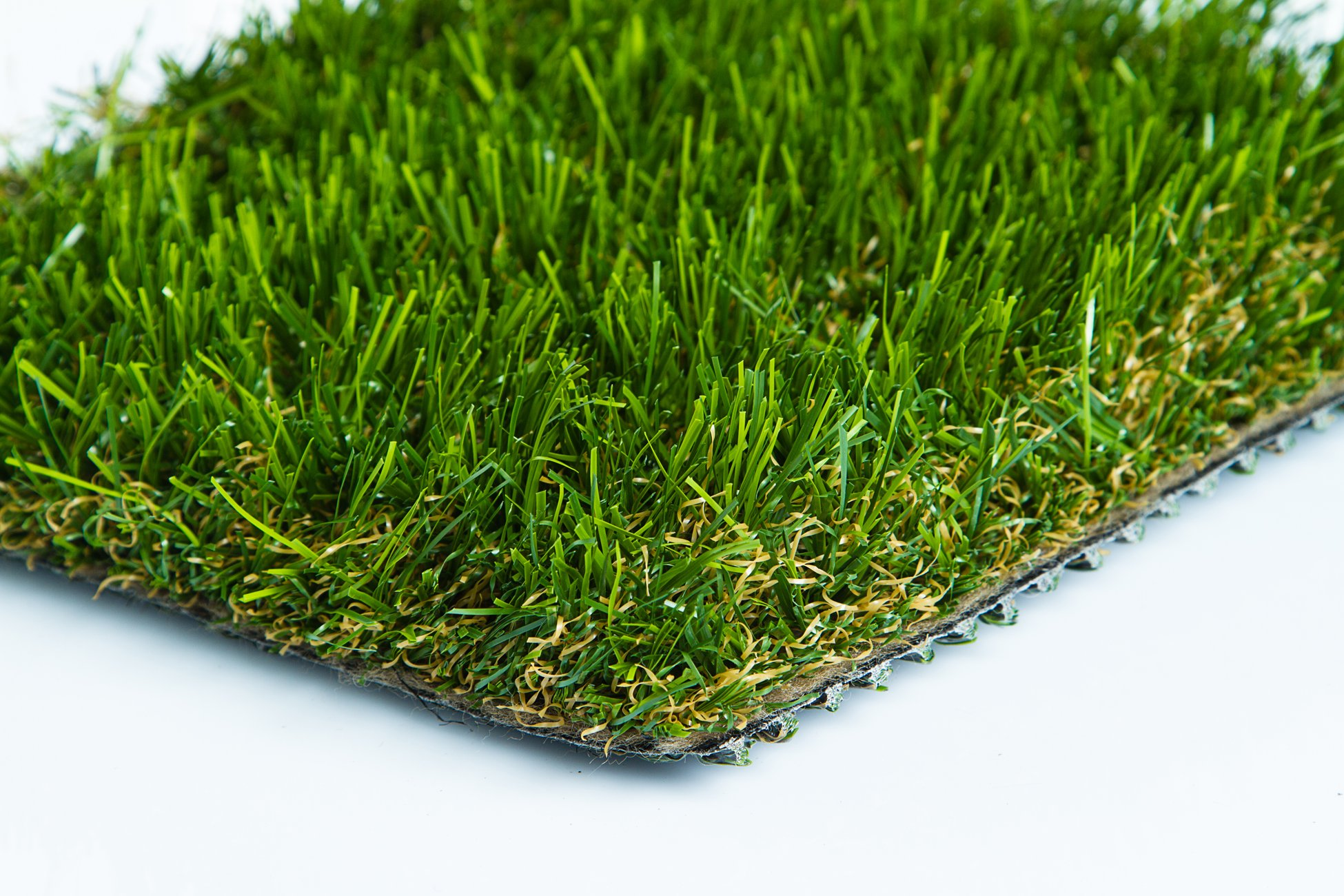 New 15' foot Roll Artificial Grass Turf Synthetic Fescue Pet SALE! Many Sizes! (64 oz 15' x 50' = 750 Sq feet) by Artificial Grass Wholesalers