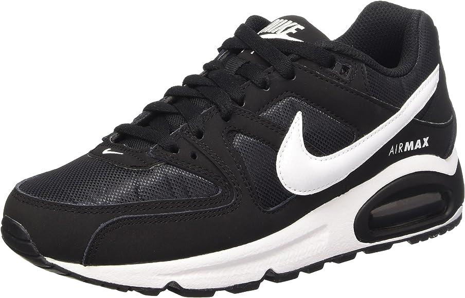 Nike Women's Low-Top Sneakers, Schwarz