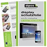 dipos Asus Padfone Infinity A86 Schutzfolie (je 3 Stück für das Smartphone und das Tablet) - Antireflex Premium Folie matt
