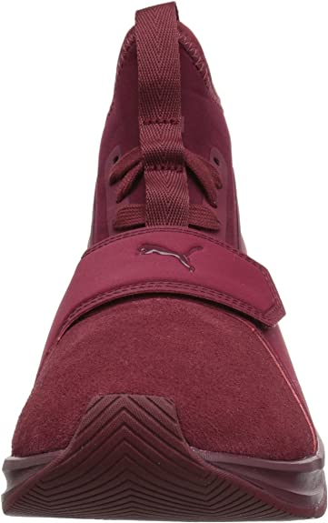 Puma Womens Phenom Oceannaire Canvas Hight Top Lace Up Fashion Sneakers