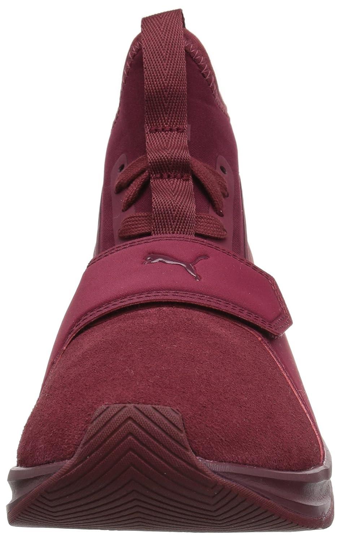 PUMA Sneaker Women's Phenom Suede Wn Sneaker PUMA B072KNNZZX 11 B(M) US|Cordovan-cordovan 2d5f4d