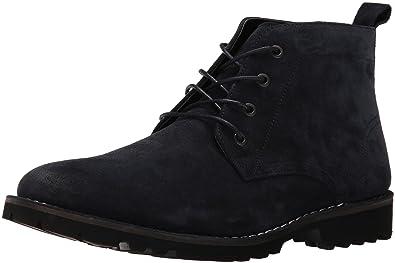 Kenneth Cole New York Men's Lug-Xury Boot, Navy, ...