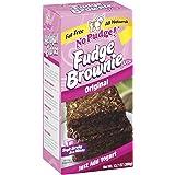 No Pudge Fat Free Fudge Brownie Mix Original -- 13.7 oz