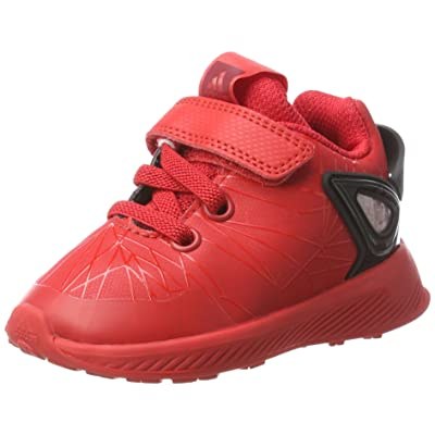 new products ede38 7494b adidas Spider-Man RapidaRun, Sneakers Basses Mixte Bébé